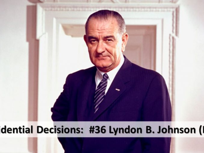 Write my lyndon b johnson essay