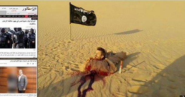 WARNING GRAPHIC: Here is the result of the appeasement of terror by