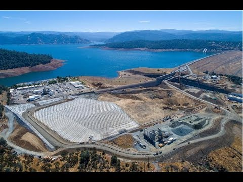 Oroville Dam Rebuild UPDATE July13, 2018 NEW!!! – Newscats